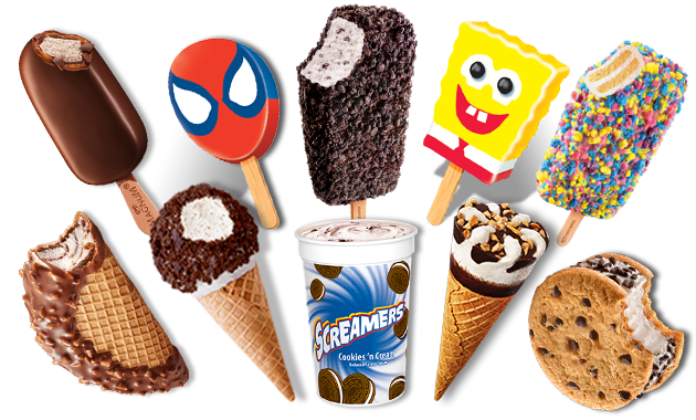 Ice cream for fun truck - New York - party - events - products