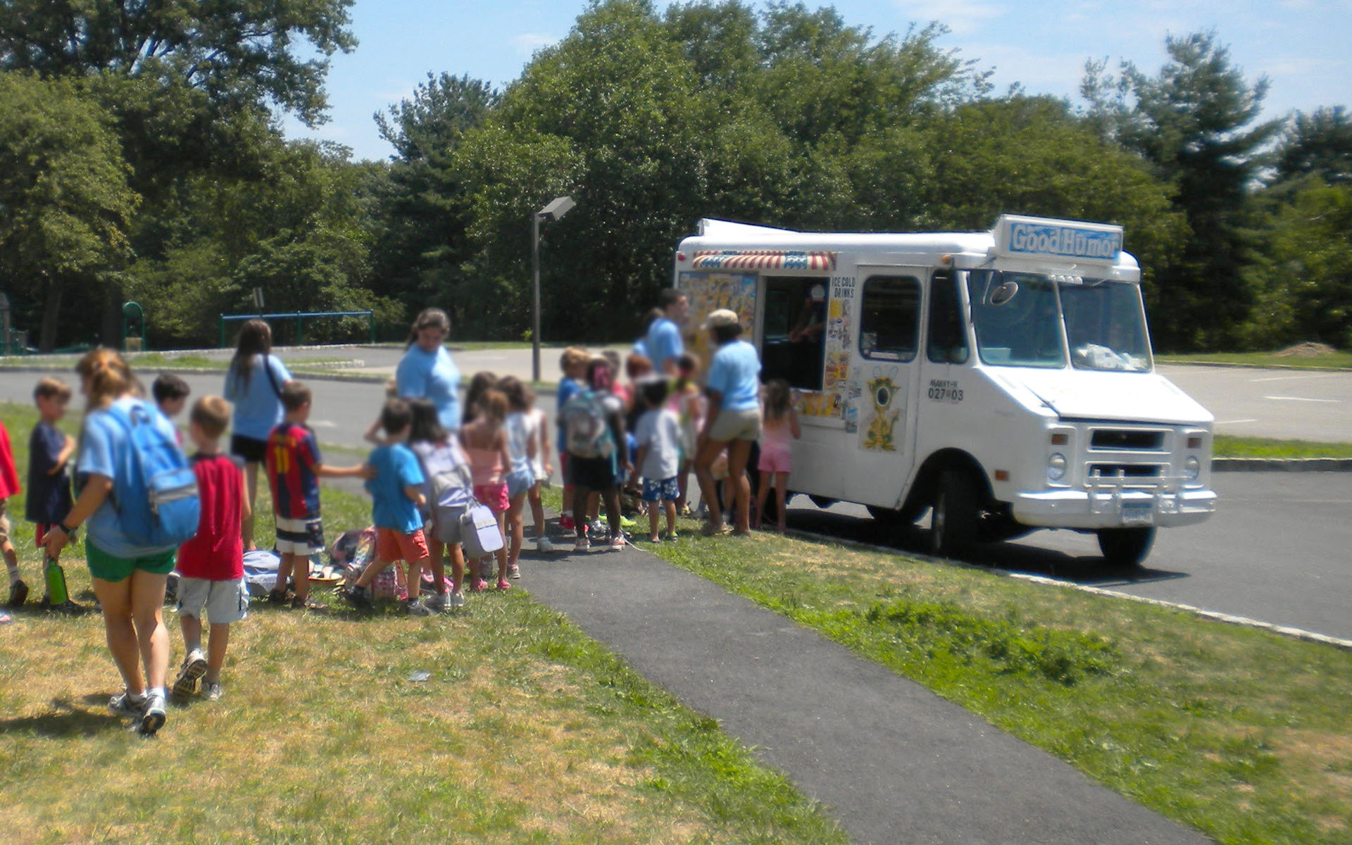 Ice cream for fun truck - New York summer - events - Photo gallery 2