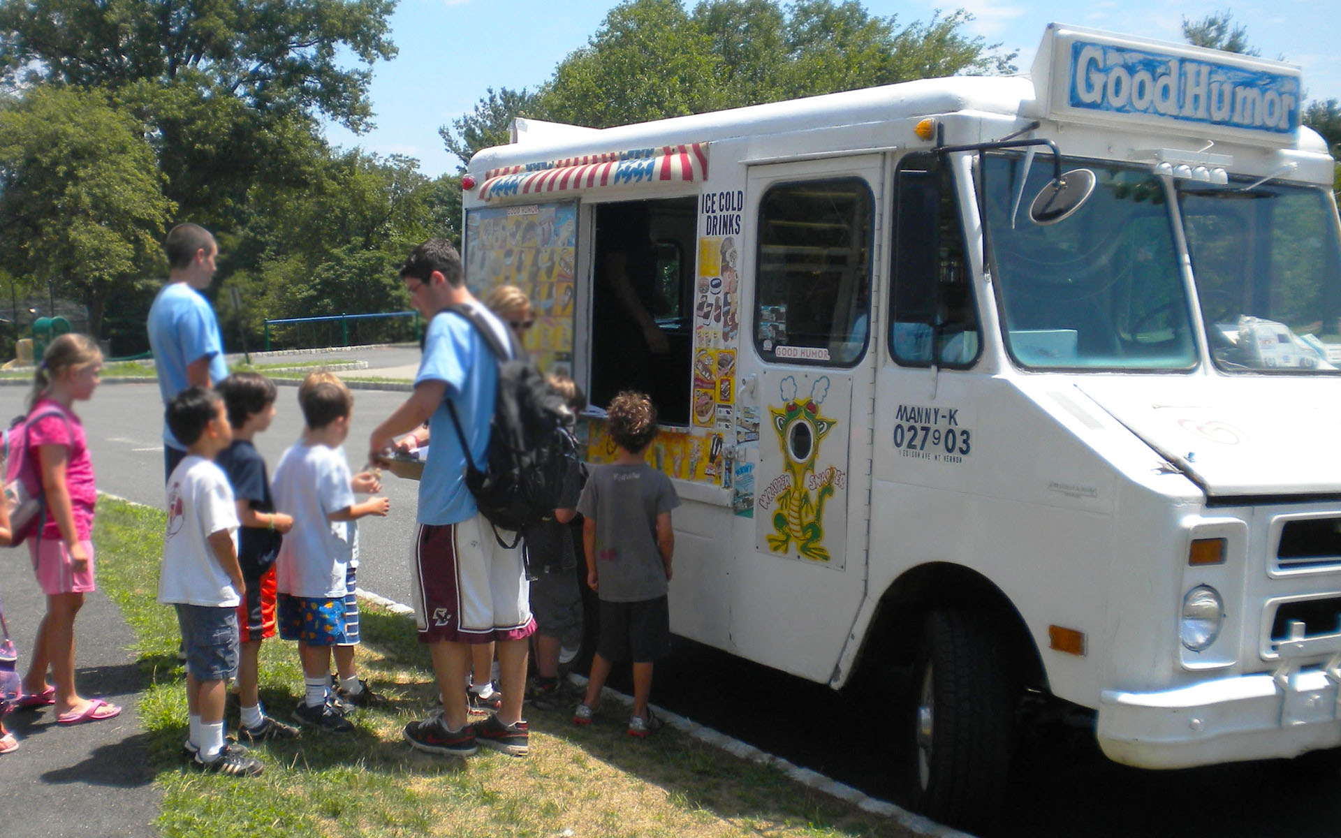 Ice cream for fun truck - New York summer - events - Photo gallery 3