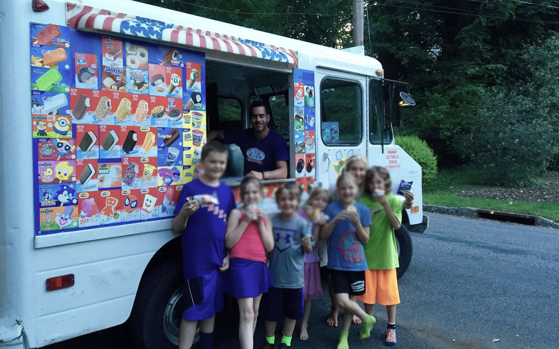 Ice cream for fun truck - New York summer - events - Photo gallery 5