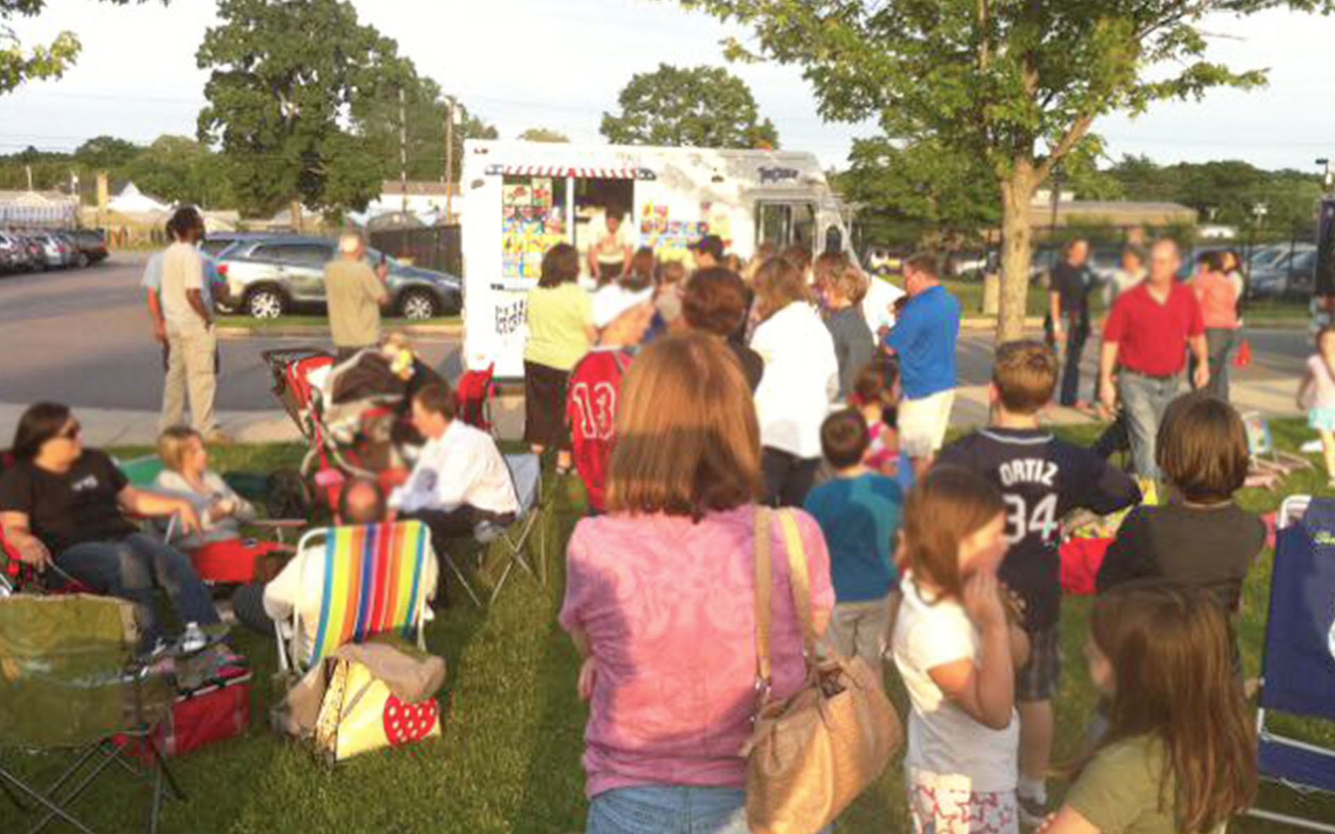 Ice cream for fun truck - New York summer - events - Photo gallery 6