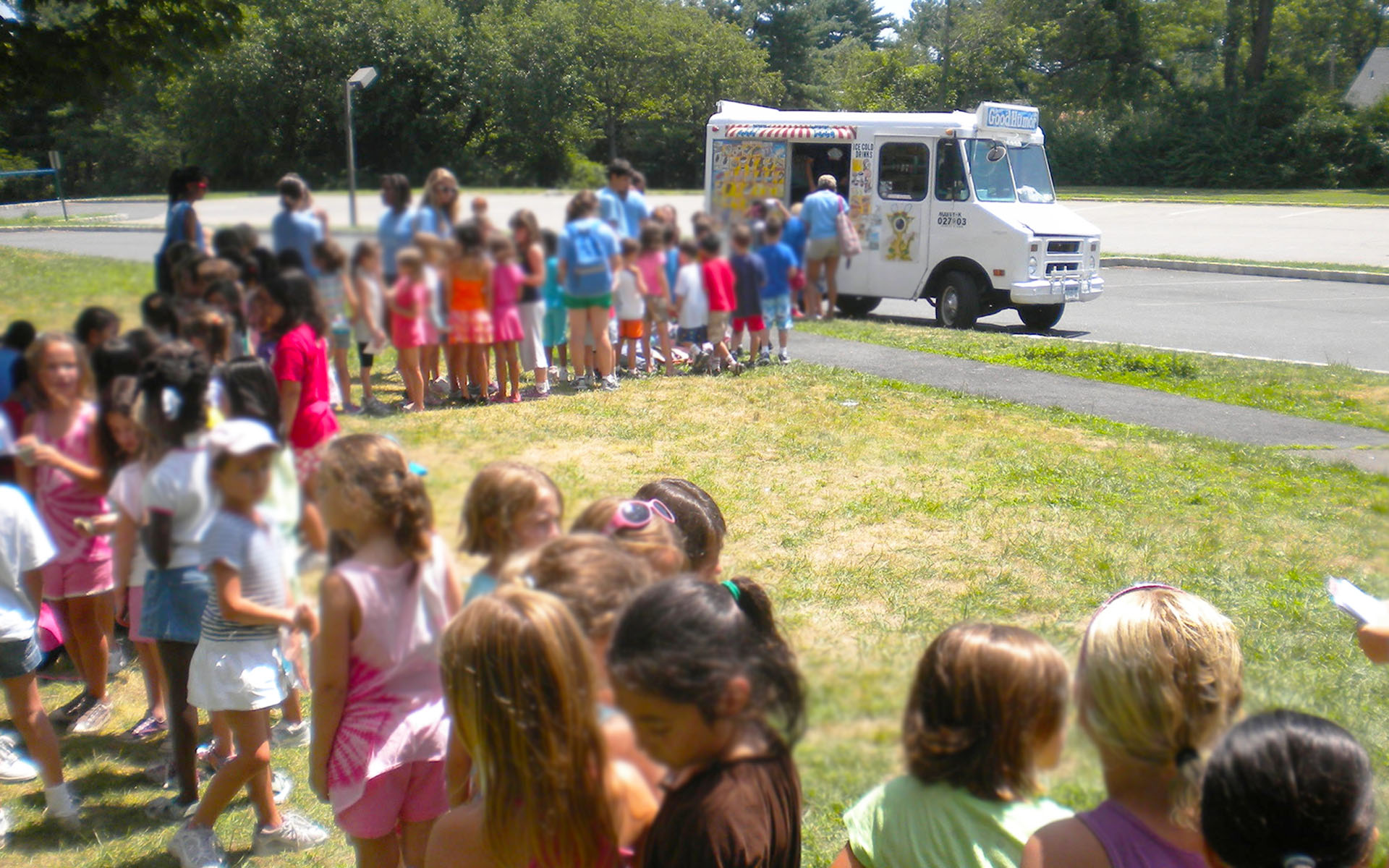 Ice cream for fun truck - New York summer - events - Photo gallery