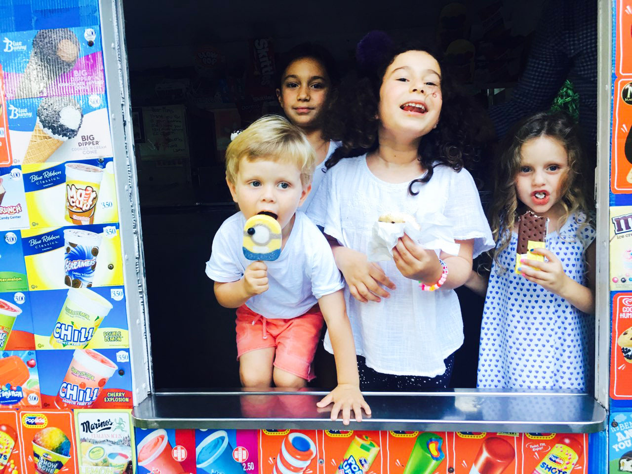 Ice cream for fun truck - new york - party - events - photo gallery 2