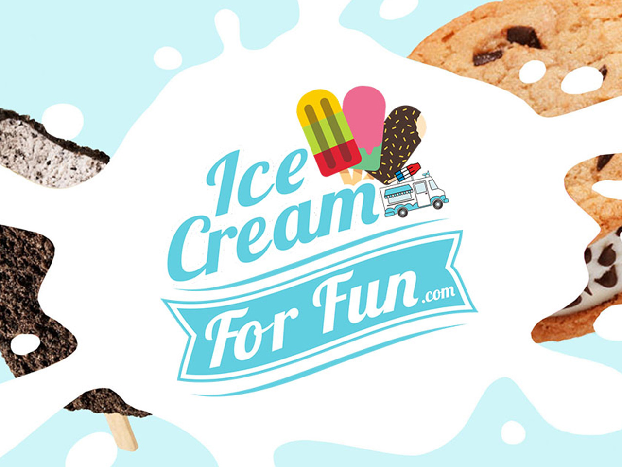 Ice cream for fun truck - new york - party - events - photo gallery logo